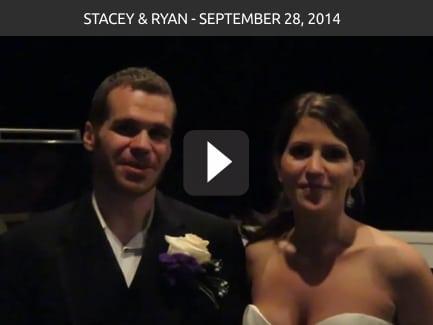 Stacey & Ryan – September 28 2014