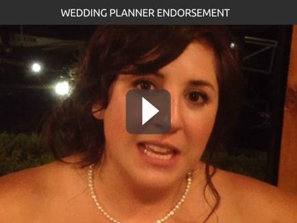 Wedding Planner Endorsement