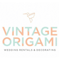 Vintage Origami Wedding Rentals & Decorating